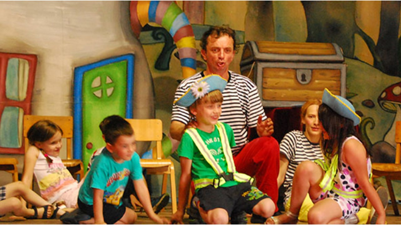 Presenting theatre for children,Serbia,Click for Serbia,click for serbia