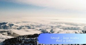 Kopaonik the sunny mountain