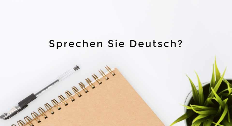 Education in Serbia, Deutsch, Learn German