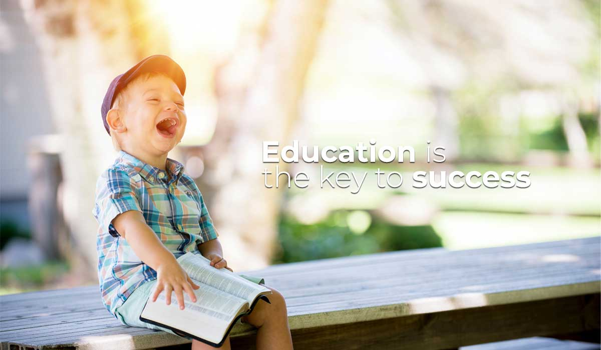 Education is the key to success, Click for Serbia, education