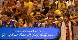 Serbian National Basketball team