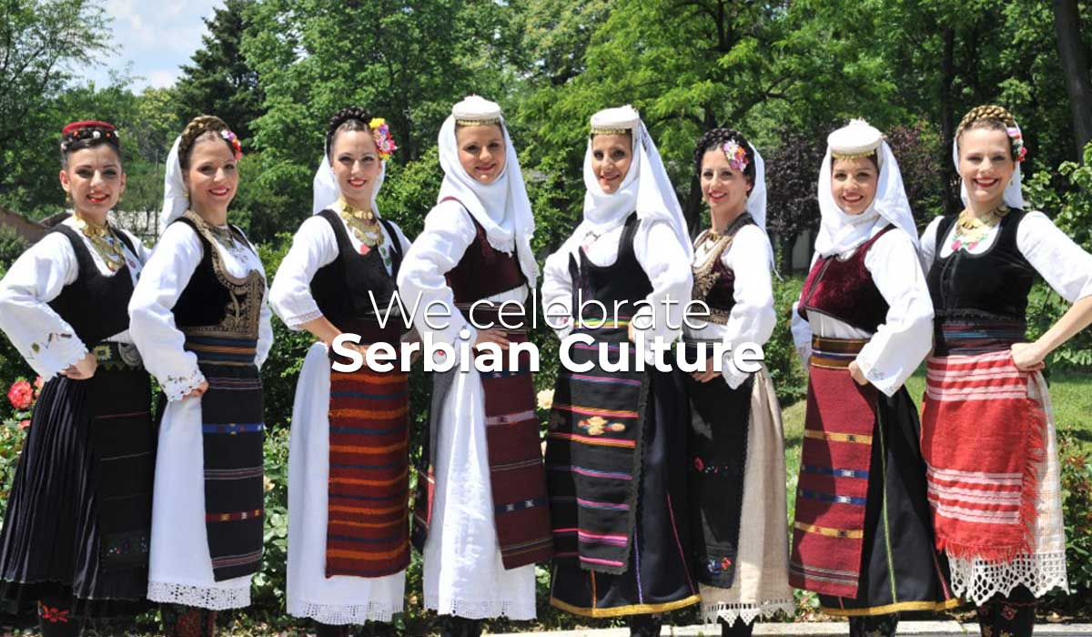 Serbian culture, click for Serbia, culture