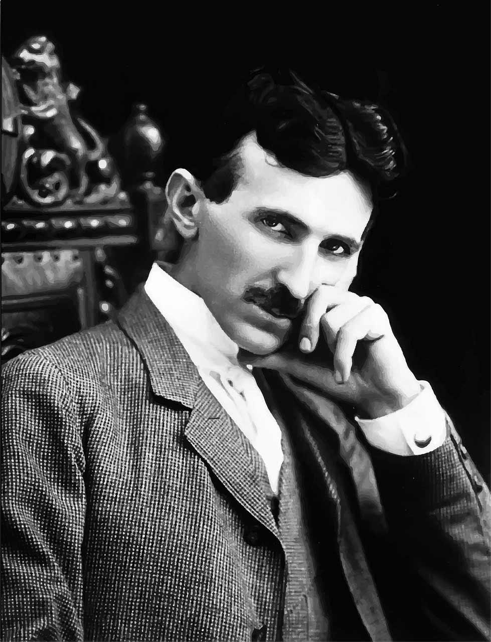 Nikola Tesla bio