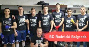 boxing club radnicki