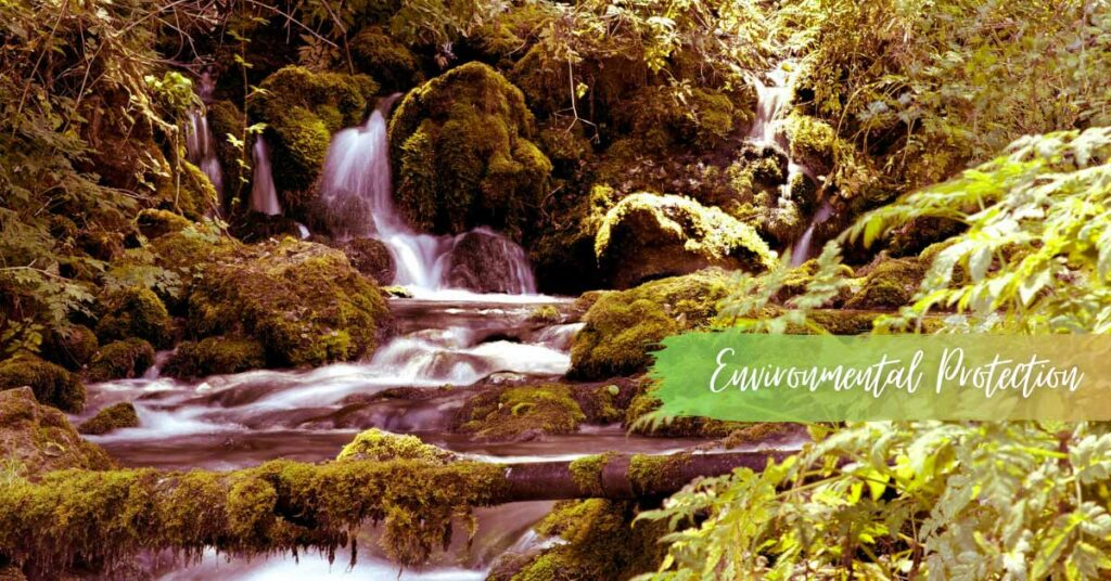 Environmental protection, zaštita životne sredine