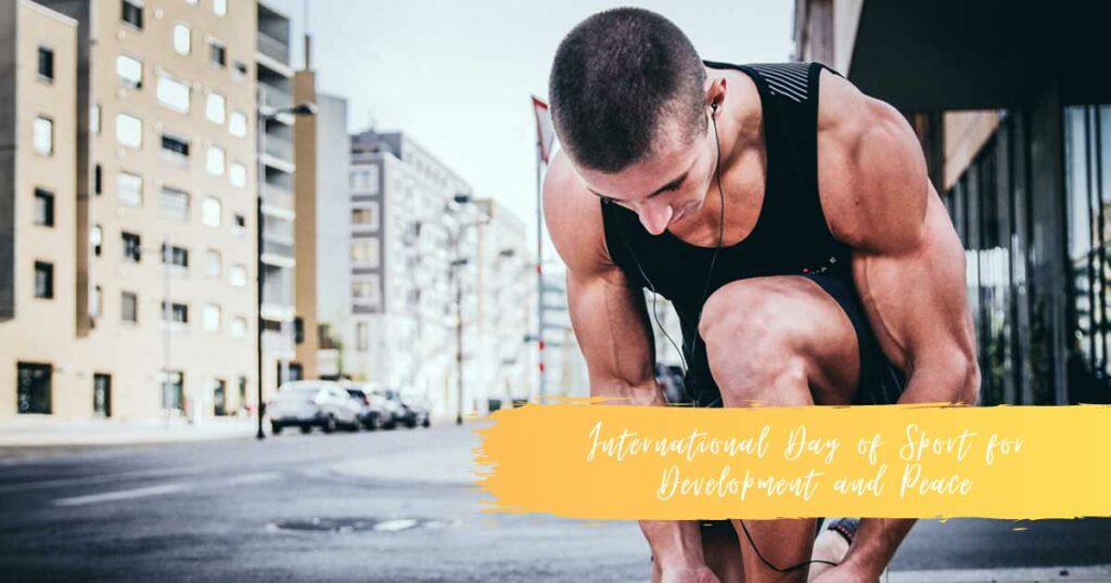 International Sports Day for Development and Peace