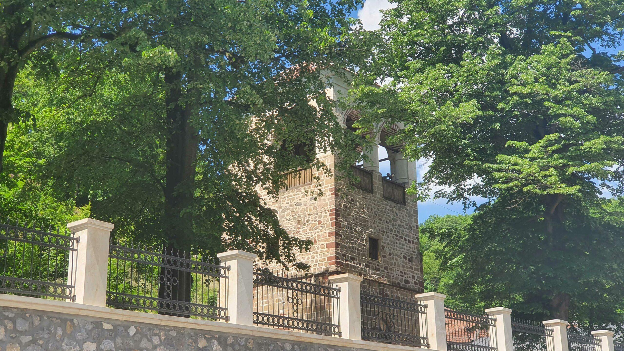 Roman monastery