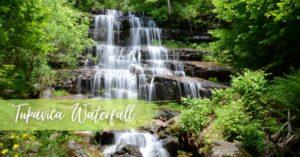 Tupavica waterfall, Vodopad Tupavica