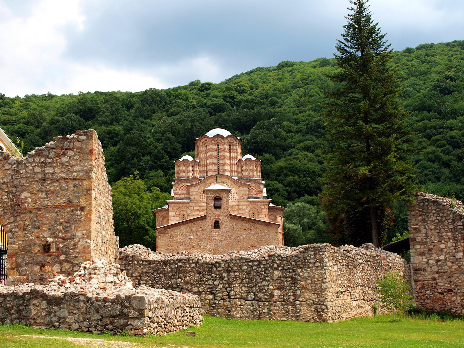 serbian architecture, ravanica