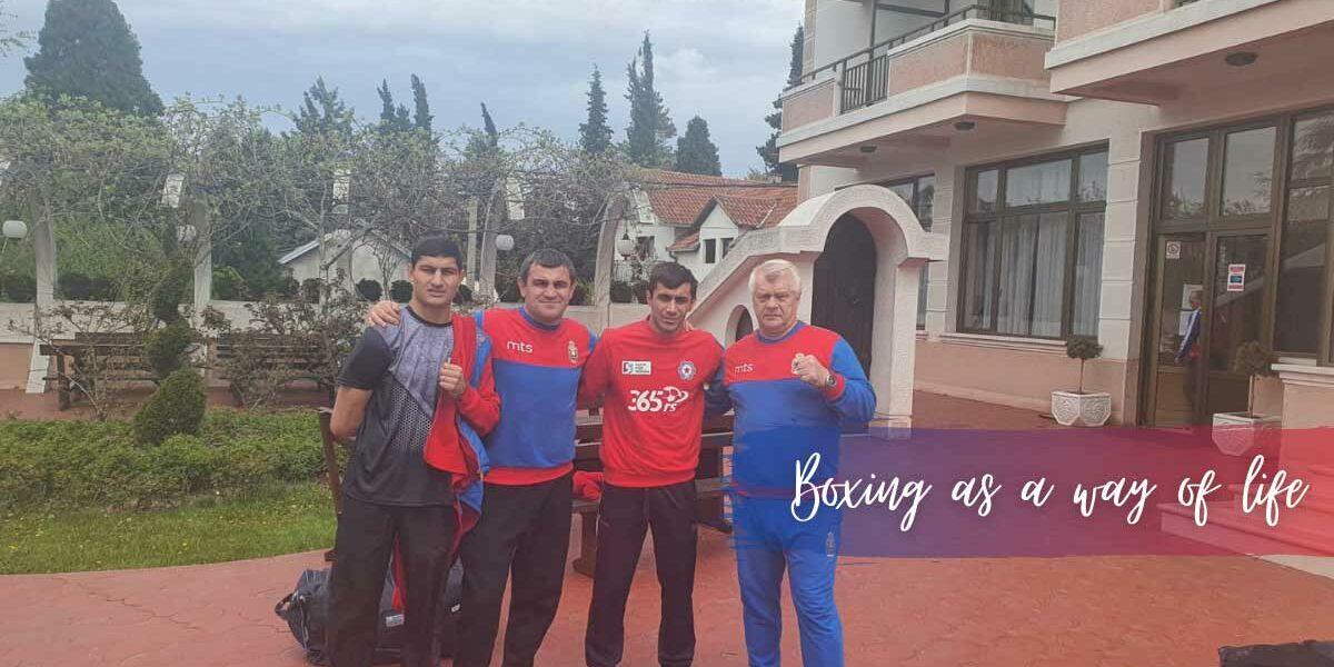 Boxing, Radnicki, bokseri Radnicki, Abasov, Fedorov