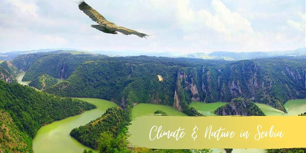 Climate & Nature in Serbia