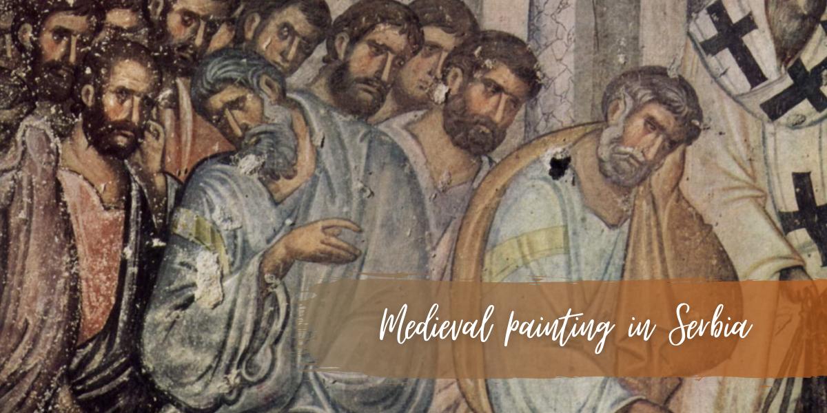 Medieval painting in Serbia