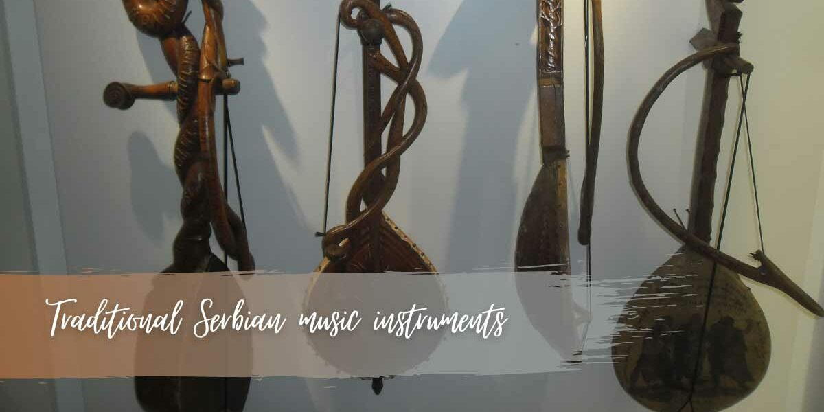 Traditional Serbian instruments