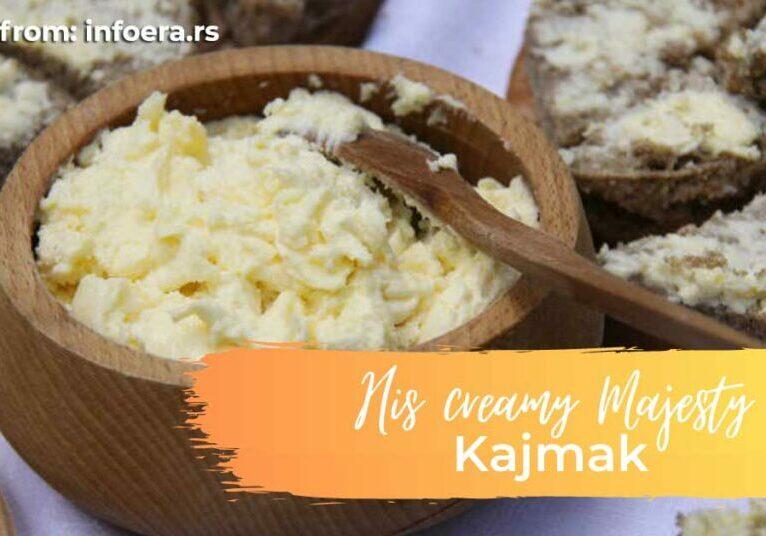 Kajmak, kaymak, traditional food, click for serbia, serbian culture