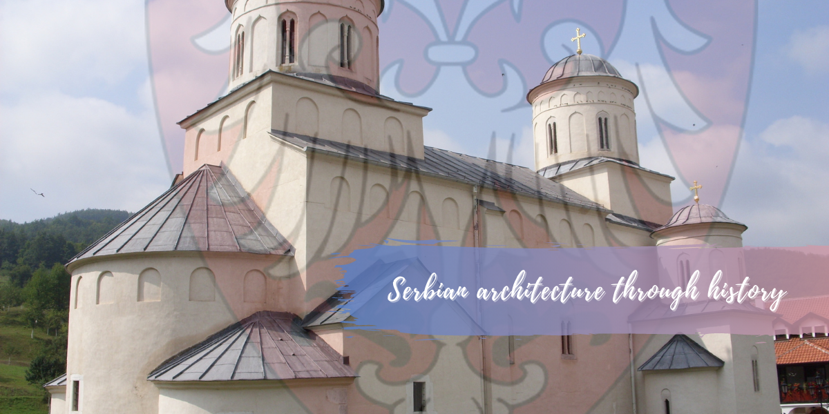 Serbian architecture through history