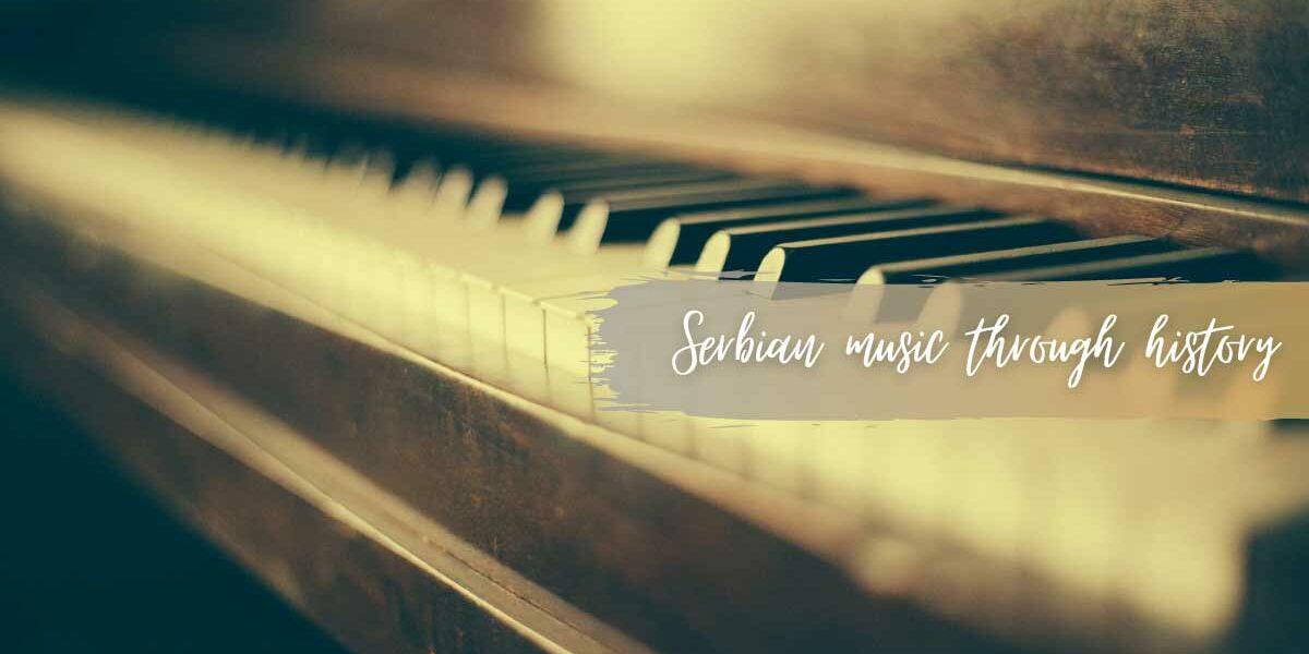 Serbian music