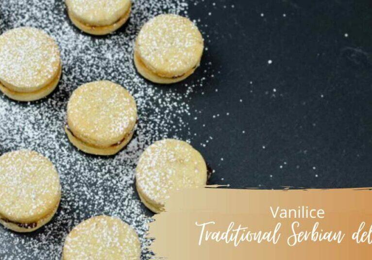 Vanilice, Serbian food, tradition